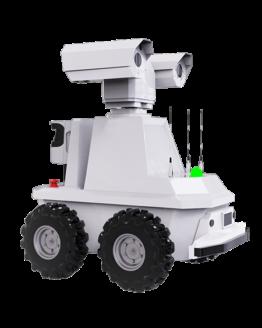 robot sorveglianza
