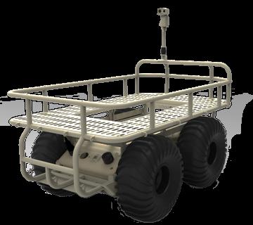 ugv transport robot